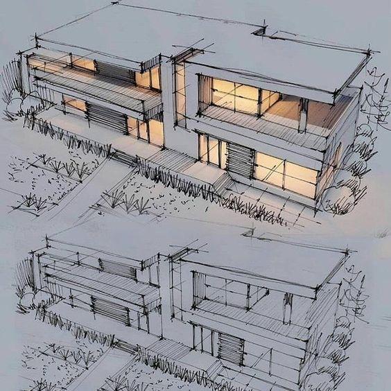 Розроблений проект будинку