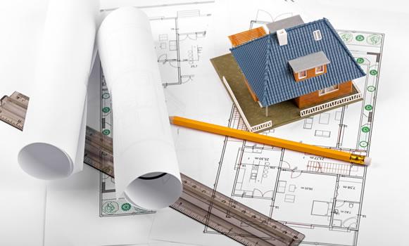 Розташування проекту будинку